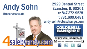 Andy Sohn Business Card NEW